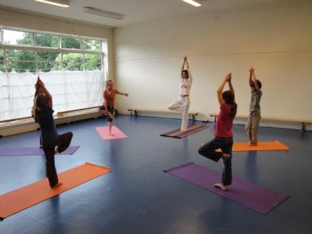 Yoga Voor Kinderen In Scheppers