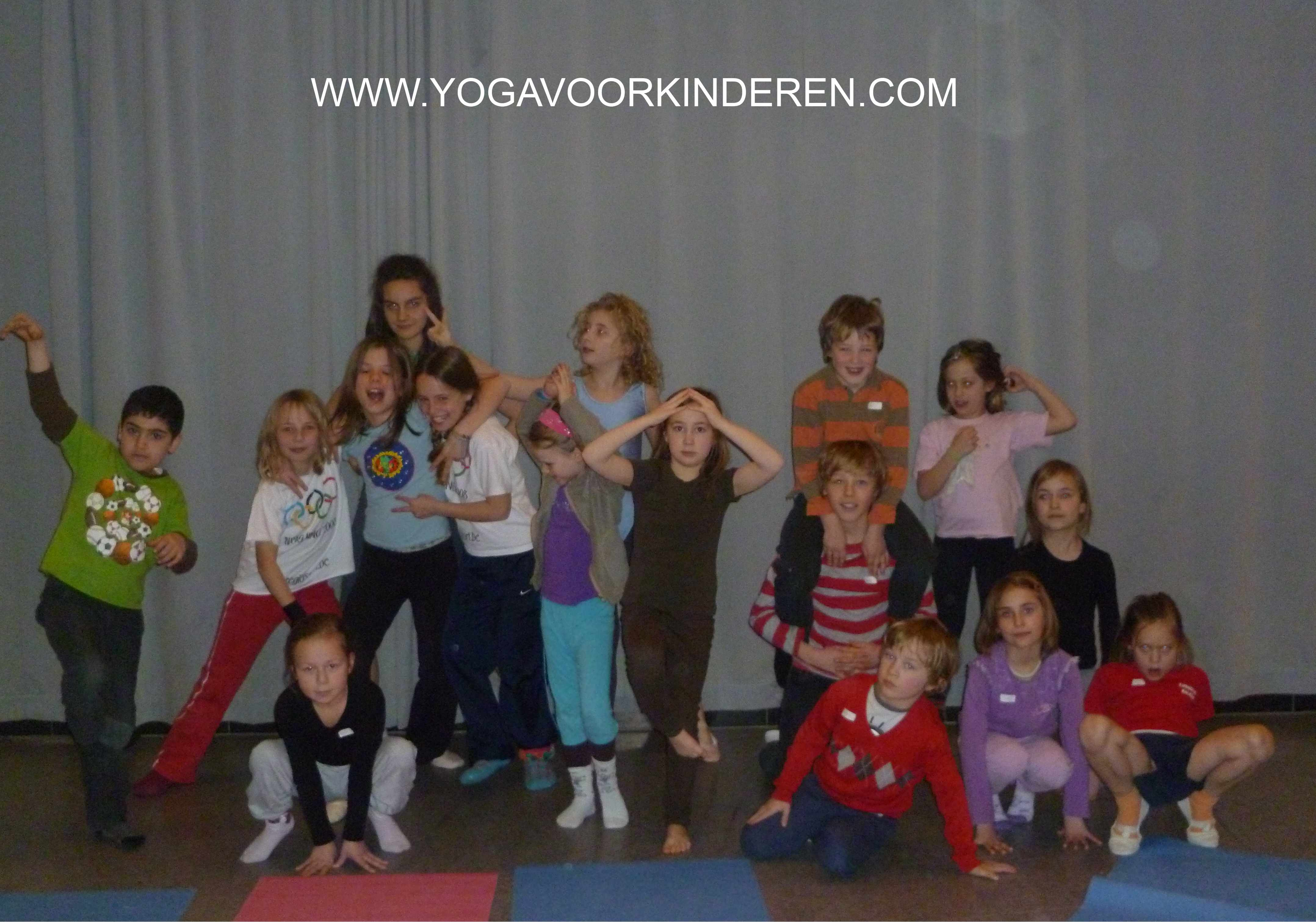 Kinderyoga_ Yoga Voor Kinderen